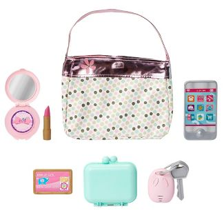 Perfectly Cute Just Like Mommy 10pc Purse