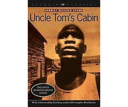 Uncle Tom's Cabin : Or, Life Among the lowly (Paperback) (Harriet Beecher Stowe) - image 1 of 1