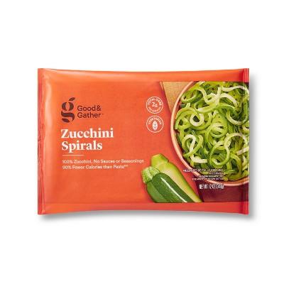 Frozen Zucchini Spirals - 12oz - Good & Gather™
