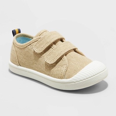 Toddler Parker Sneakers - Cat & Jack™ Tan 8
