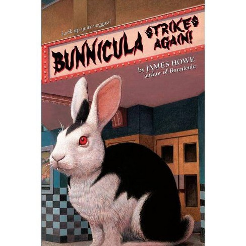 Bunnicula Strikes Again! - by  James Howe (Hardcover) - image 1 of 1