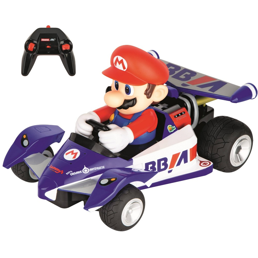 Carrera Rc Mario Kart Circuit Special Mario