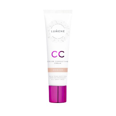 Lumene Nordic Chic CC Color Correcting Cream - 1oz
