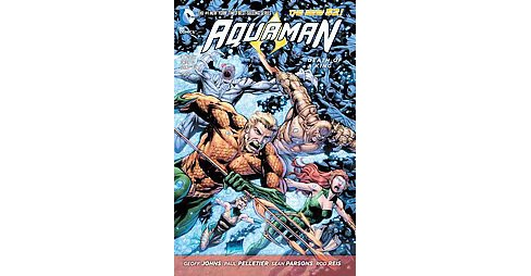 Aquaman 4 : Death of a King (Paperback) (Geoff Johns) - image 1 of 1