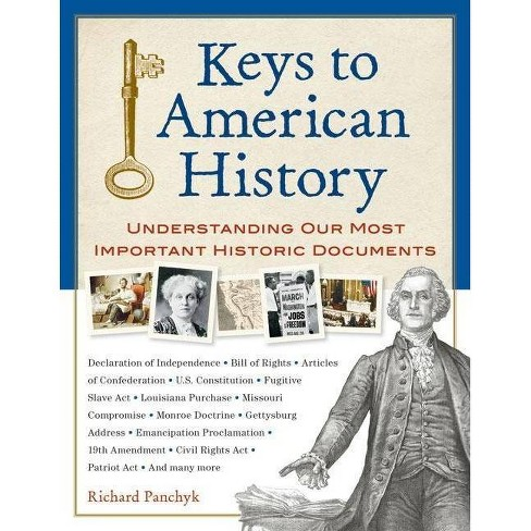 Keys to American History - by  Richard Panchyk (Paperback) - image 1 of 1