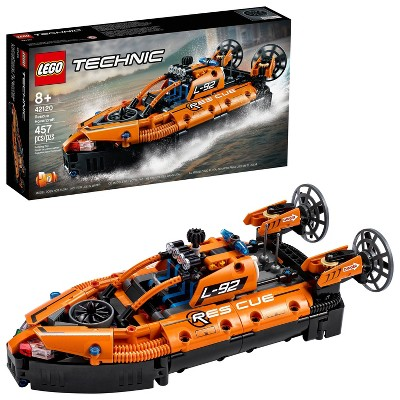 LEGO Technic Rescue Hovercraft Building Toy 42120