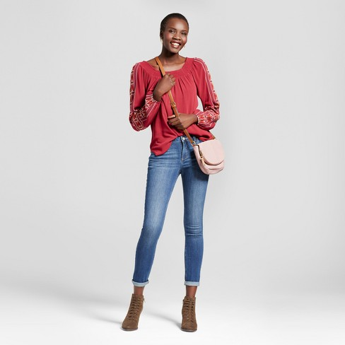 2386f3f2 Women's Curvy Fit Skinny Jeans - Crafted by Lee®. Shop all Crafted by Lee