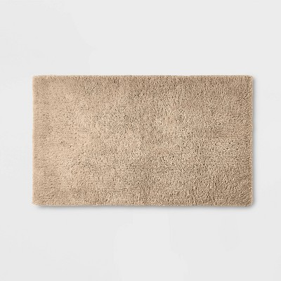 "21""x34"" Ultra Soft Tufted Bath Rug Sand - Casaluna™"