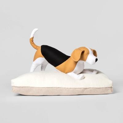 Rectangular Gusset Dog Bed - Boots & Barkley™