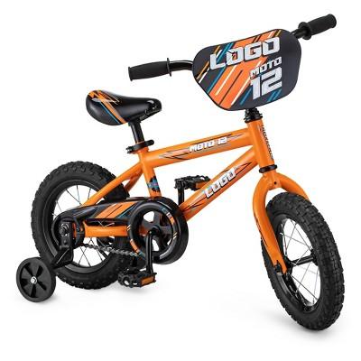 """Pacific Cycle 12"""" Kids' Bike - Orange"""