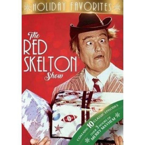 The Red Skelton Show: Christmas Collection (DVD) - image 1 of 1