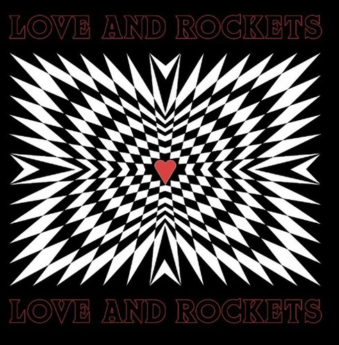 Love And Rockets - Love And Rockets (Vinyl) - image 1 of 1