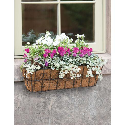 "AquaSav™ Bel Air Window and Deck Planter, 24"" - Pride Garden Products - image 1 of 1"