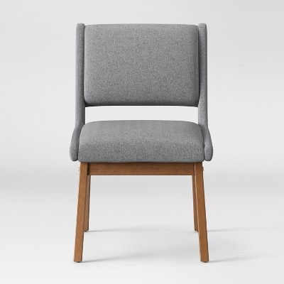 Holmdel Mid-Century Dining Chair Light Gray - Project 62™