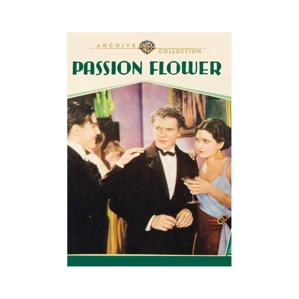 Passion Flower (DVD)(2018) Cheap