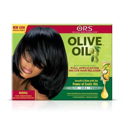 ORS Olive Oil No-Lye Normal Hair Relaxer - 1 Kit