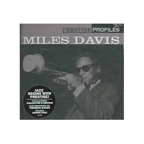 Miles Davis - Prestige Profiles (CD) - image 1 of 1