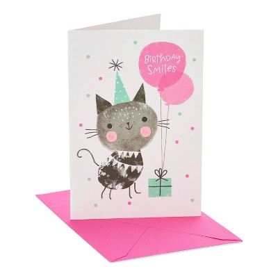 Birthday Card Smiles