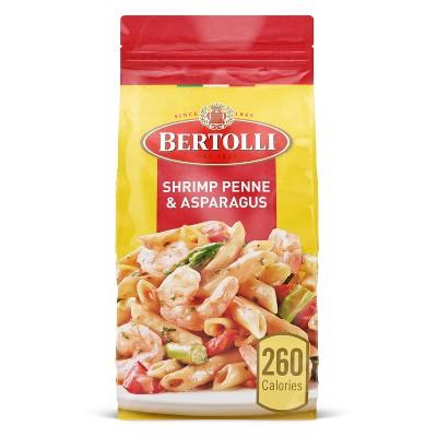 Bertolli Frozen Shrimp Penne & Asparagus - 22oz