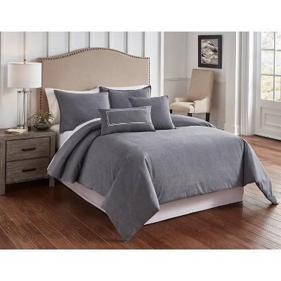 Riverbrook Home Crosswoven Comforter & Sham Set
