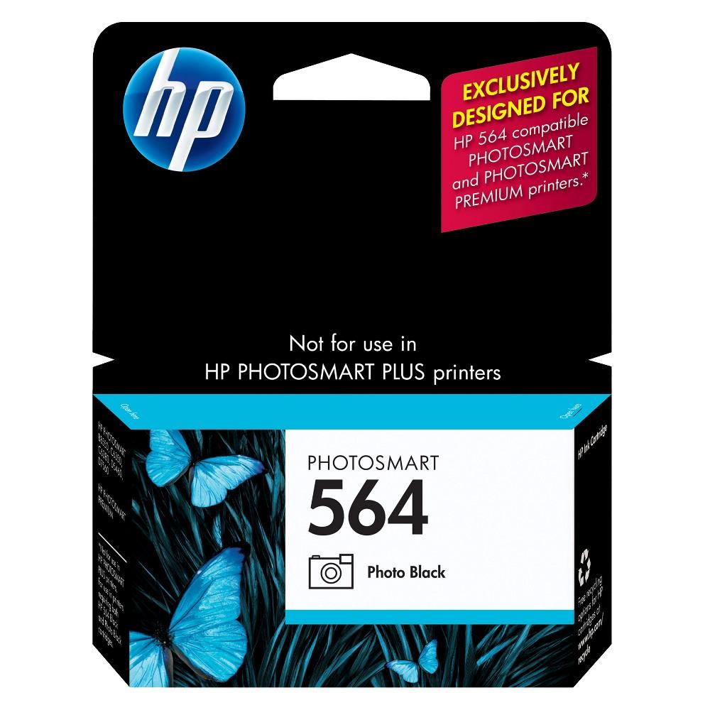 HP 564 Photosmart Single Ink Cartridge - Black (CB317WN#140) Best