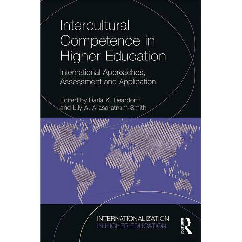 Intercultural Competence in Higher Education - (Internationalization in Higher Education) (Paperback) - image 1 of 1