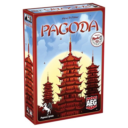 Pagoda Board Game - image 1 of 6