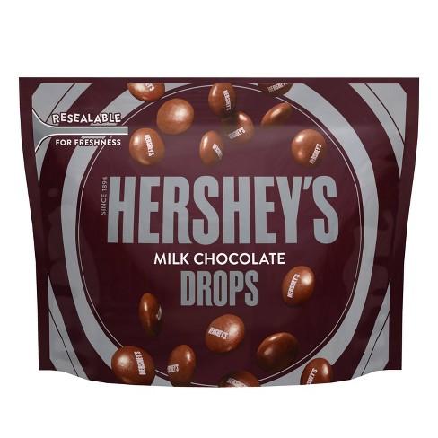 Hershey's Milk Chocolate Drops Candy - 7 6oz