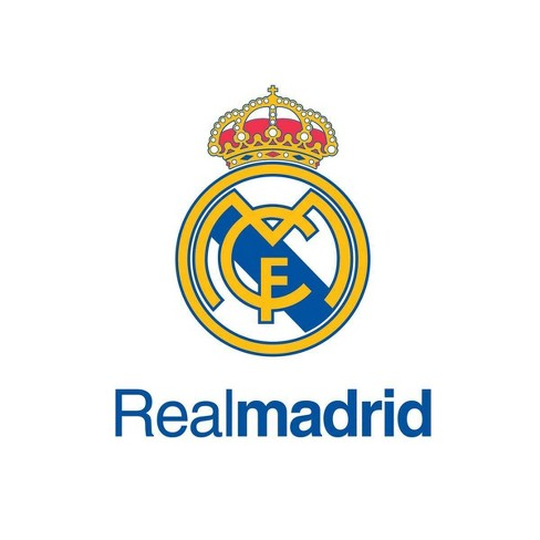 FIFA Real Madrid C.F. Car Decals - image 1 of 3