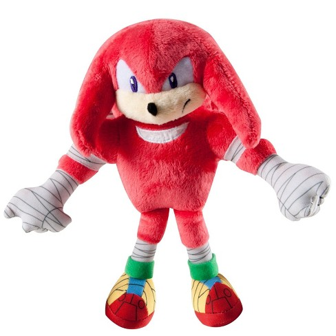 Sonic The Hedgehog Sonic Boom Knuckles 8 Inch Plush Target