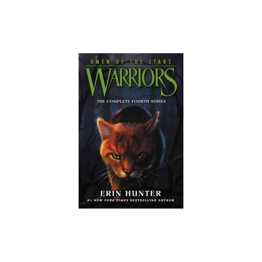 Warriors Omen of the Stars (Revised) (Paperback) (Erin Hunter)