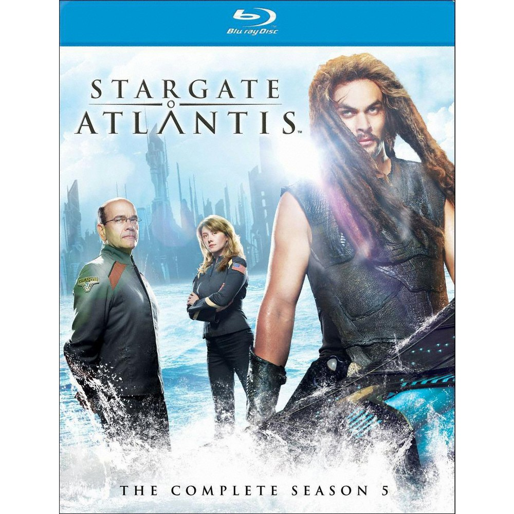 Stargate atlantis:Season 5 (Blu-ray)