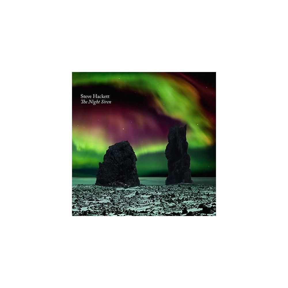 Steve Hackett - Night Siren (CD)