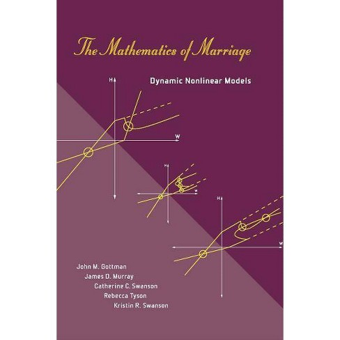 The Mathematics of Marriage - (Bradford Book) (Paperback) - image 1 of 1