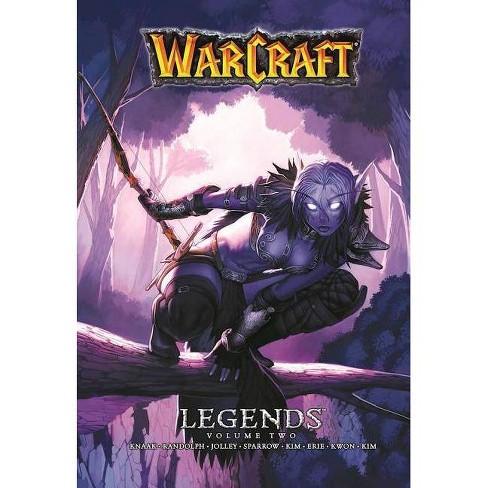 Warcraft Legends, Volume 2 - (Blizzard Manga) by  Richard A Knaak & Aaron Sparrow & Dan Jolley - image 1 of 1
