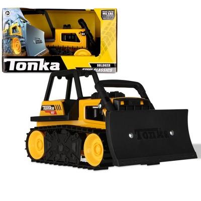 Tonka Steel Classics - Bull Dozer