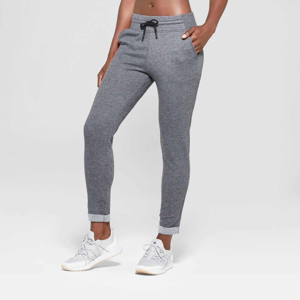 Women's Authentic Mid-Rise Student Athlete Mid-Rise Pants 29 - C9 Champion Dark Grey XS