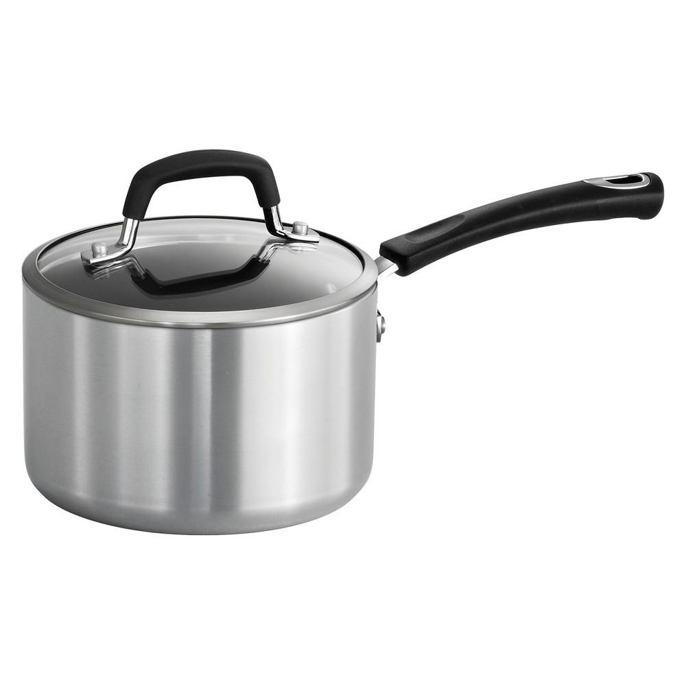Tramontina Aluminum Sauce Pan 3qt, Silver