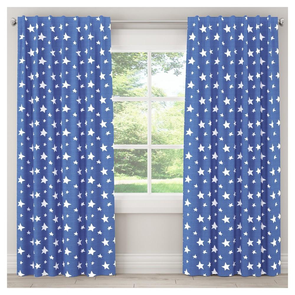 Stars Blackout Curtain Panel (63