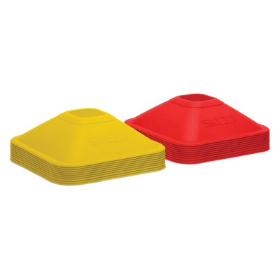 SKLZ Mini Cones - Red/Yellow