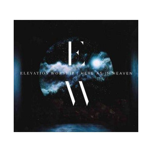 Elevation Worship Here As In Heaven CD in 2019 Products