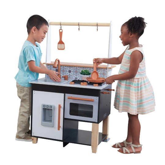 KidKraft Artisan Island Play Kitchen image number null