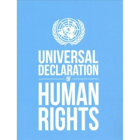 Universal Declaration of Human Rights -  by United Nations Publications (Paperback) - image 1 of 1