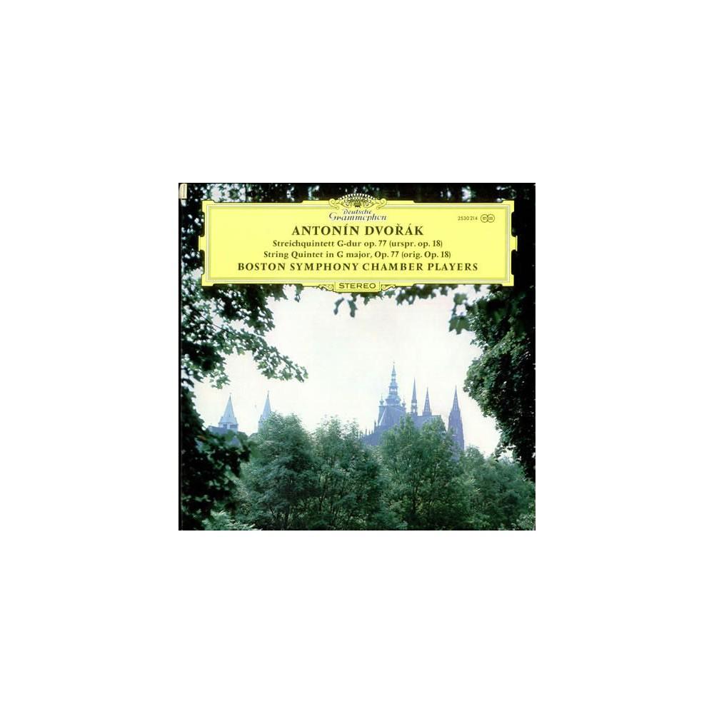 Antonin Dvorak - Dvorak:String Quintet In G Major (Vinyl)