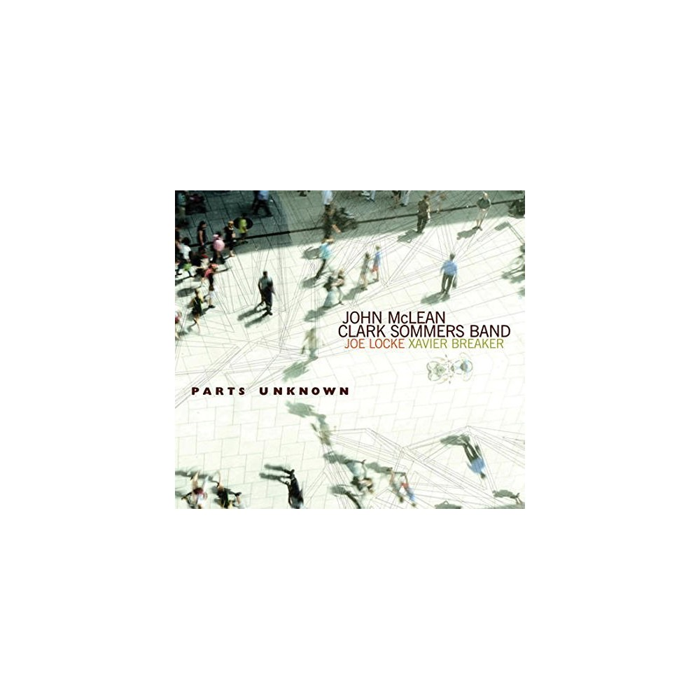 John Mclean - Parts Unknown (CD)