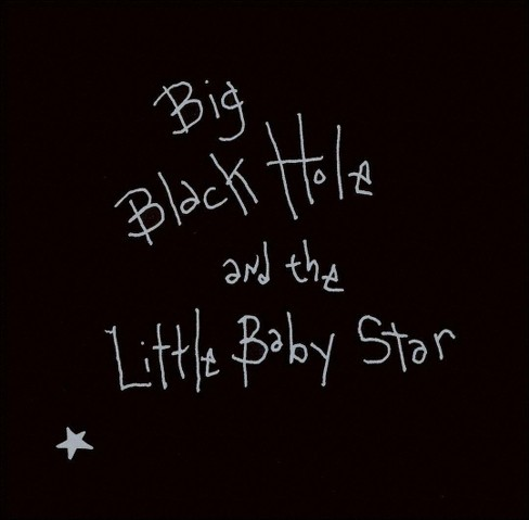 Sean hayes - Big black hole & the little baby star (CD) - image 1 of 1