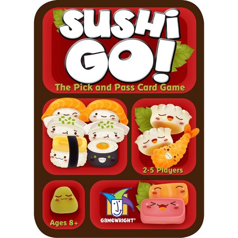 Sushi Go Card Game - image 1 of 3