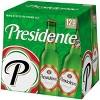 Presidente Pilsner Style Beer - 12pk/12 fl oz Bottles - image 2 of 4