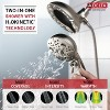 Delta Faucet 58480-PK 1.75 GPM In2ition 2-in-1 Multi Function Shower Head and Handshower with H2Okinetic Technology - image 2 of 4