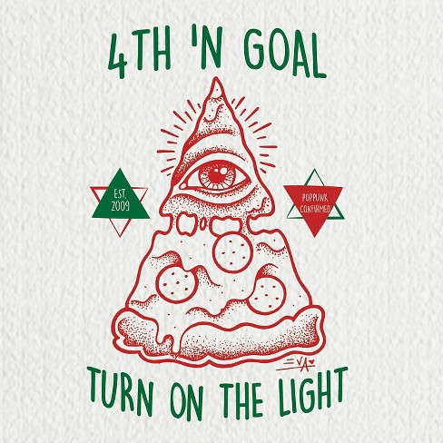 4th 'n goal - Turn on the light (CD) - image 1 of 1